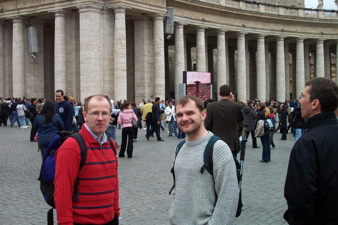 Konklawe Rzym, 2005