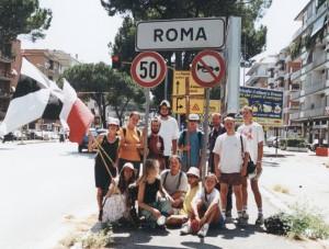 Pielgrzymka Lublin-Rzym, IX 2001 - 5m_464