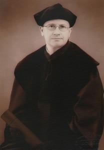 Promocja doktorska, Sala Lubranskiego UAM 2009m