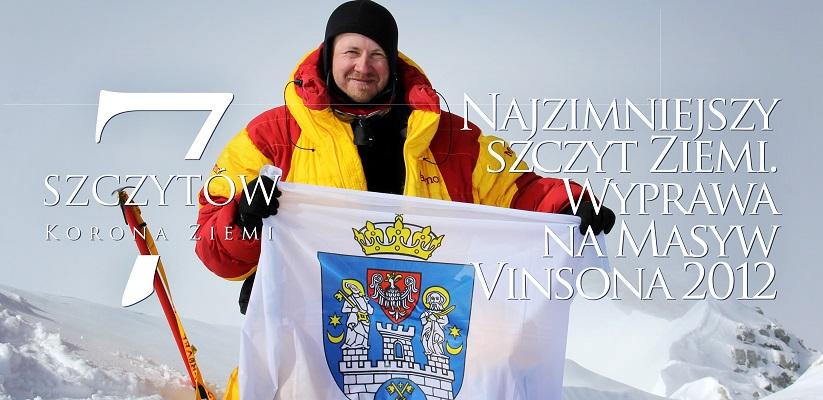 Najzimniejszy szczyt Ziemi. Wyprawa na Masyw Vinsona 2012, 26.12.2012, fot. Joe Brus-400